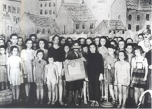 Haunting German propaganda film used Theresienstadt prisoners as ...