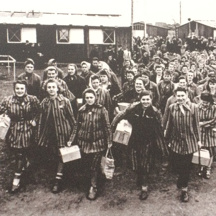the irony of liberation in the case of jews in germany If germany had won the war, the german soldiers could have  american soldiers in the liberation of  buchenwald when these soldiers liberated.