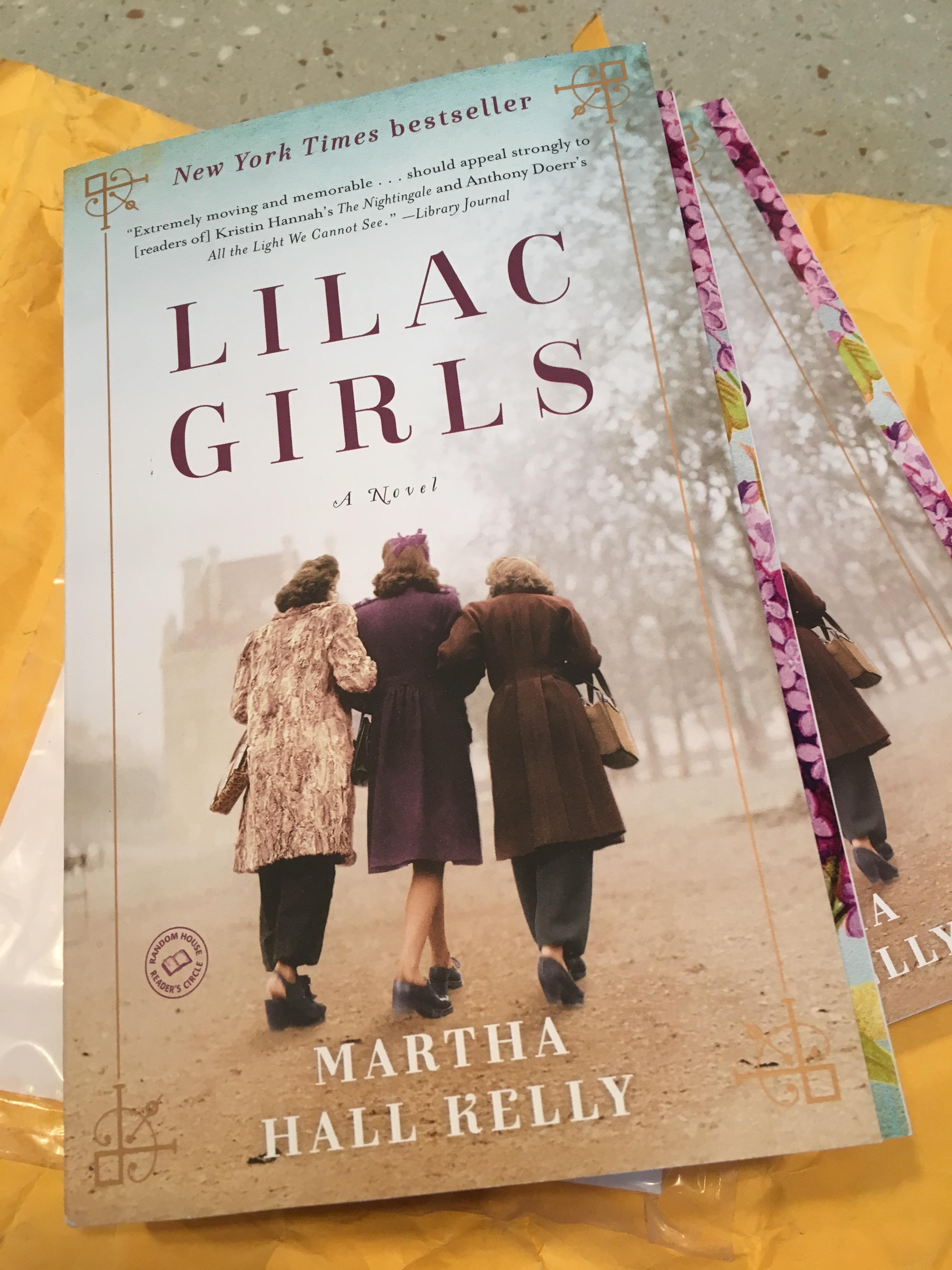 Lilac Girls (Lilac Girls, #1) by Martha Hall Kelly