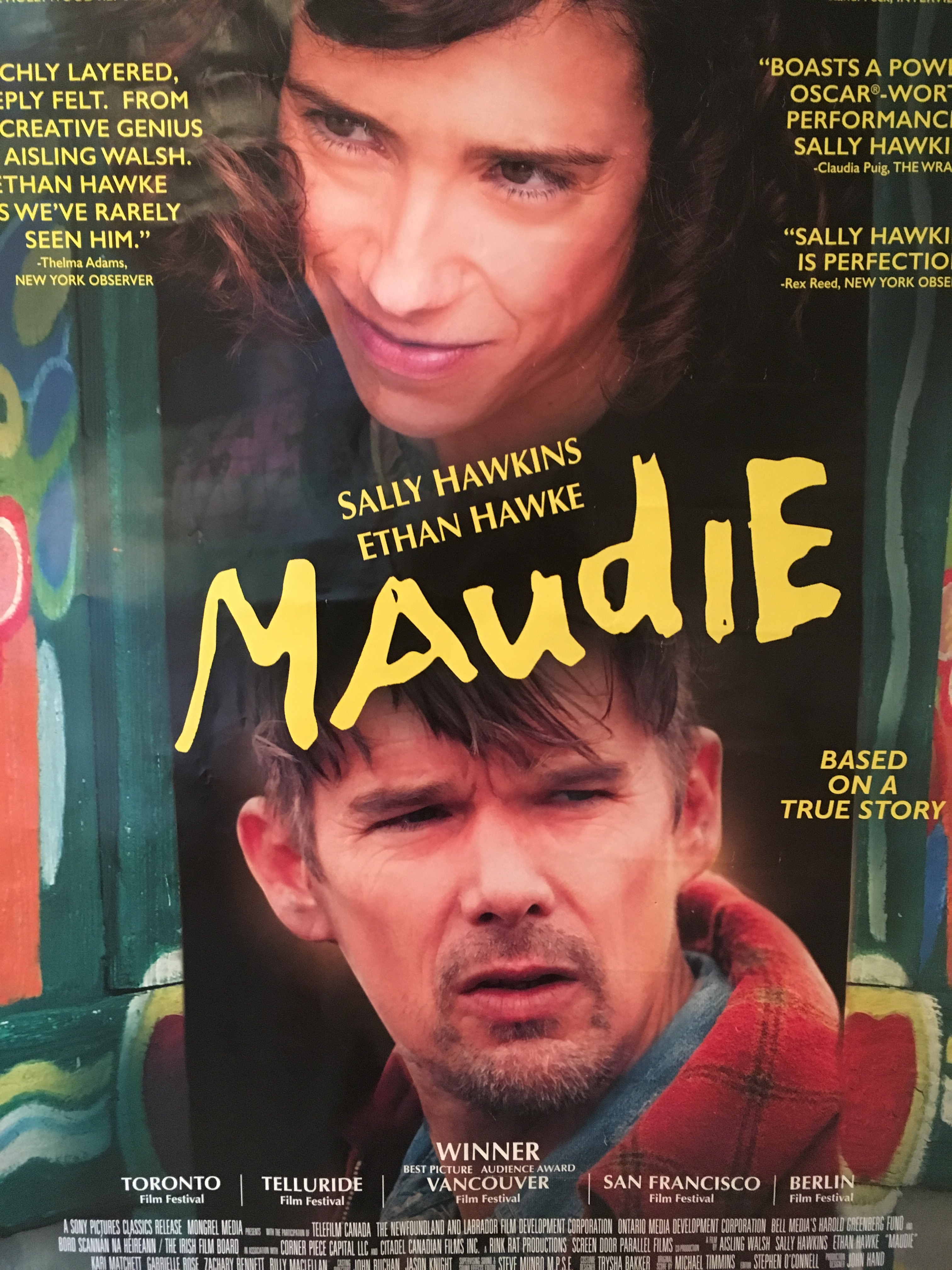 Maudie May Be The Perfect Movie Martha Hall Kelly