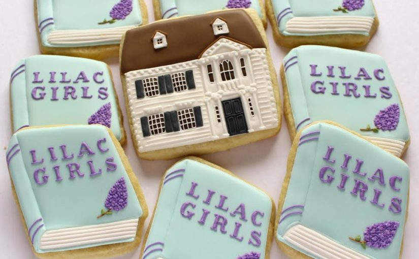 The Most Amazing Lilac Girls Cookies Just Landed