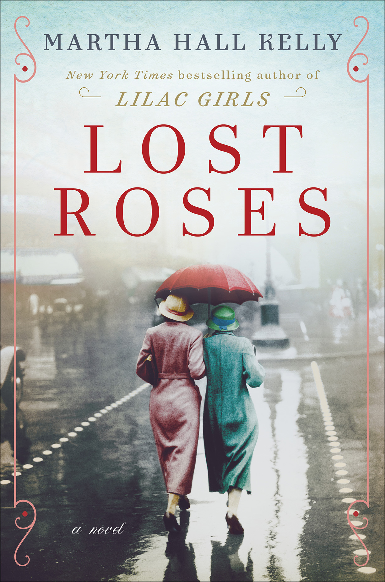 Crazy Excited To Share The Cover For Lost Roses The