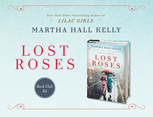 Lost Roses (The White Rose Book 2)