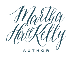 Martha Hall Kelly logo